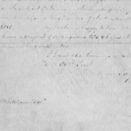 Document, 1826 February 27