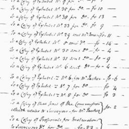 Document, 1769 September 19