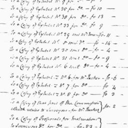 Document, 1769 September 19