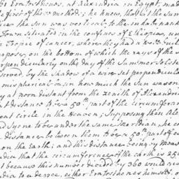 Document, 1742 n.d.