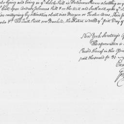 Document, 1669 October 01