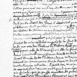 Document, 1789 June 15
