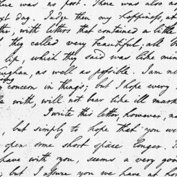 Document, 1782 November 18