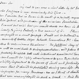 Document, 1783 July 19