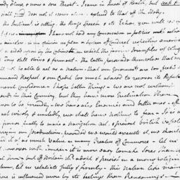 Document, 1783 November 14