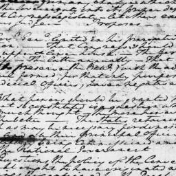 Document, 1787 May n.d.