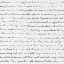 Document, 1795 January n.d.
