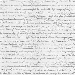 Document, 1807 April 18