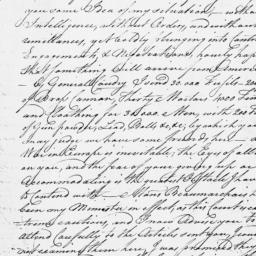 Document, 1776 December 03