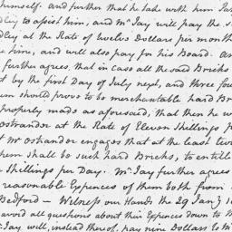 Document, 1801 January 29