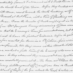 Document, 1777 March 29