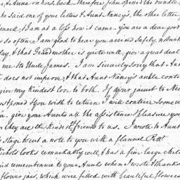 Document, 1830 August 07