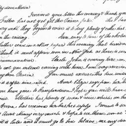 Document, 1832 June 21