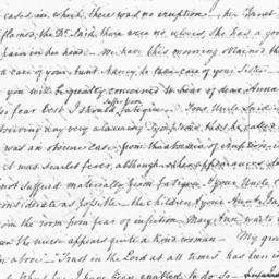 Document, 1820 n.d.