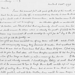 Document, 1795 October 03