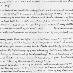 Document, 1819 July 16