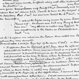 Document, 1821 March 13