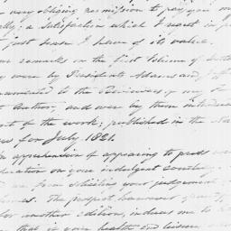 Document, 1822 February 19