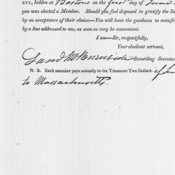 Document, 1814 July 12