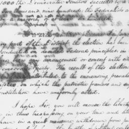 Document, 1809 May 11