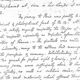 Document, 1790 August 04