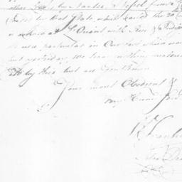 Document, 1777 February 08