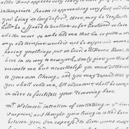 Document, 1762 October n.d.
