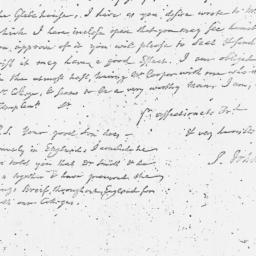 Document, 1762 November 05