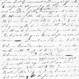 Document, 1779 April 14