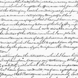 Document, 1826 March 18