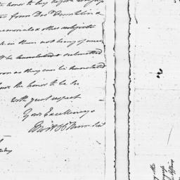 Document, 1782 September 18