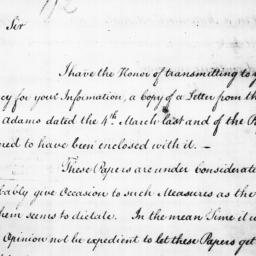 Document, 1786 July 6