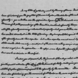 Document, 1789 November 19