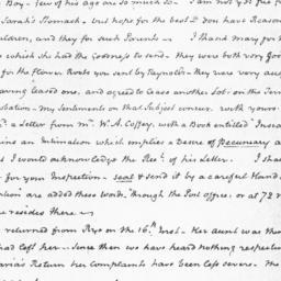 Document, 1823 October 20