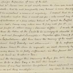 Document, 1809 November 22