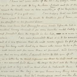 Document, 1809 October 30