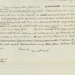 Document, 1807 March 03