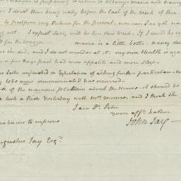 Document, 1806 June 15