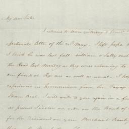 Document, 1812 June 04