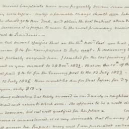 Document, 1825 February 01