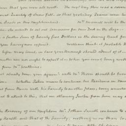 Document, 1823 April 01