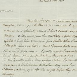 Document, 1815 June 11