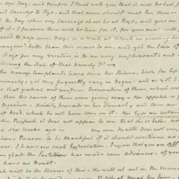 Document, 1811 November 22