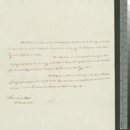 Document, 1795 December 16
