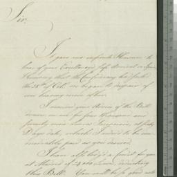 Document, 1780 February 22