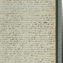 Document, 1807 February 14