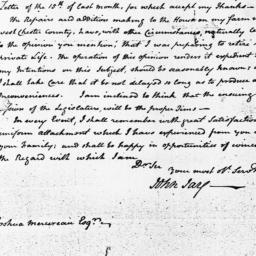 Document, 1800 August 06