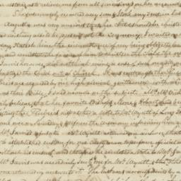 Document, 1813 August 08