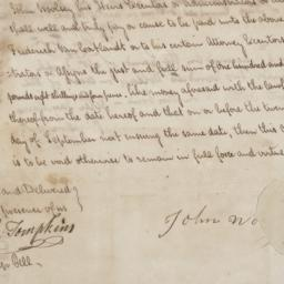 Document, 1788 September 23