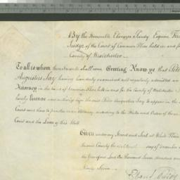 Document, 1797 December 18